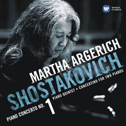 Shostakovich: Piano Concerto No. 1; Concertino for two pianos